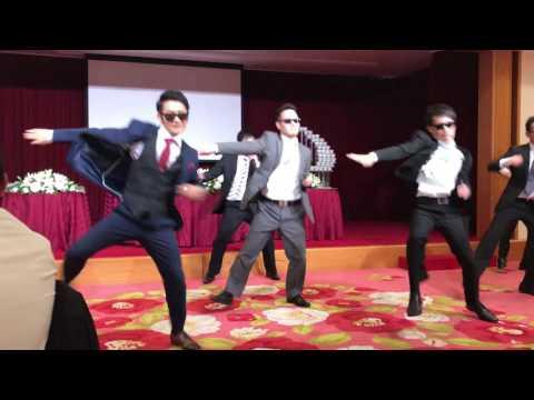 【余興】PERFECT HUMAN踊ってみた【高須賀結婚式】
