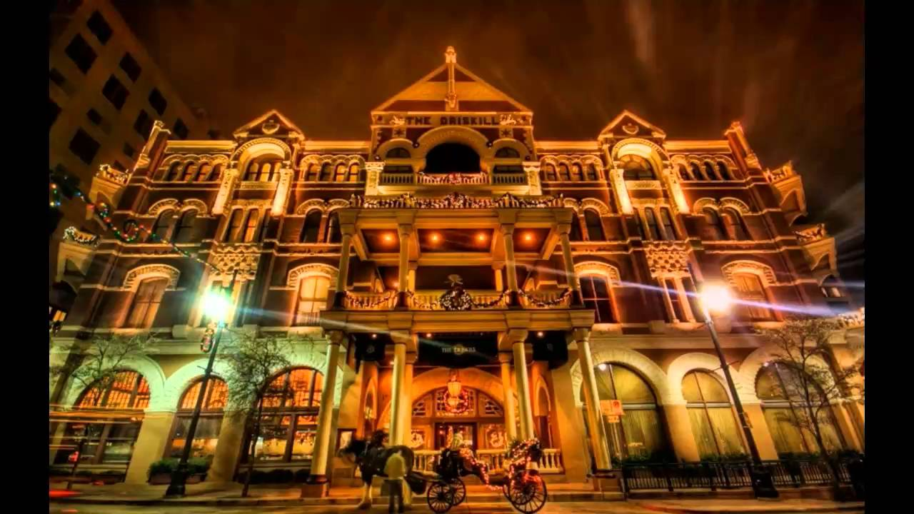 Haunted Driskill Hotel In Austin Texas