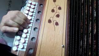 Катюша(на гармони,правая рука )