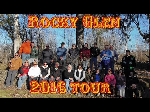 Rocky Glen Park - Annual Tour 2016