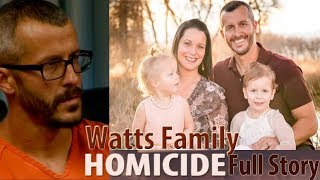 WATTS FAMILY FULL STORY WHAT REALLY HAPPENED