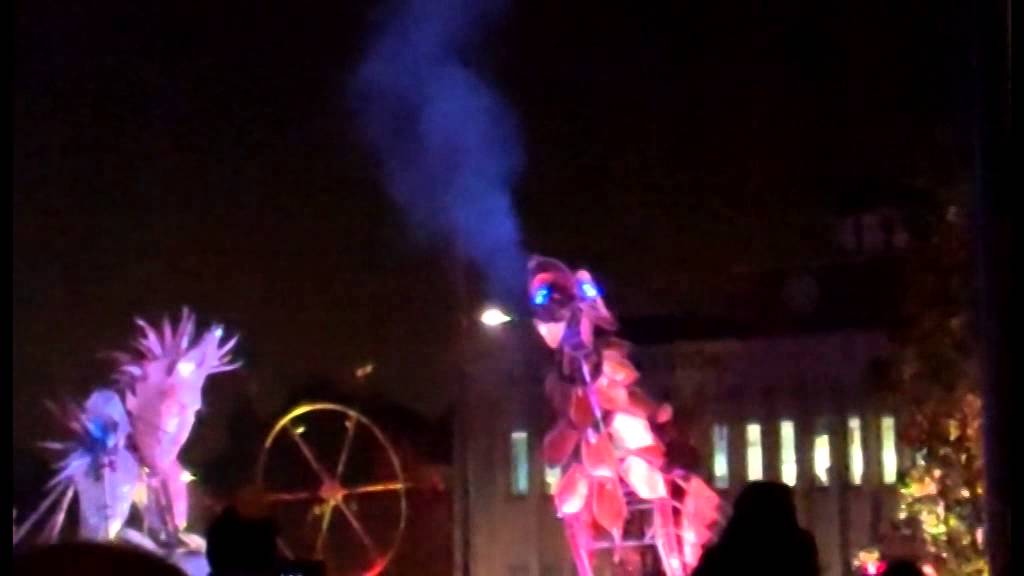Hanley City Centre Christmas Light Switch On 2014 Youtube