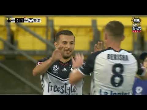 Wellington Phoenix VS Melbourne Victory Round 15 2017/18
