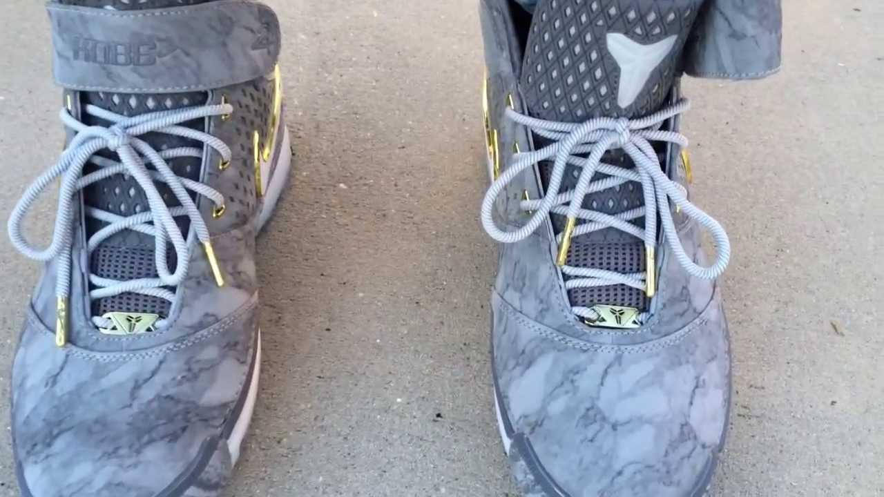 135169be1db6 Nike Kobe 2 II Prelude on feet - YouTube