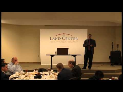 Land Center Lecture Series - April 5, 2016
