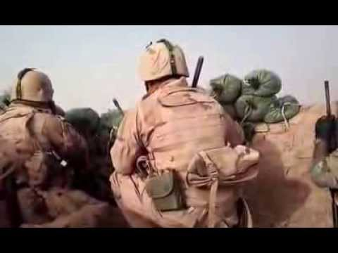Firefight in Afghanistan, Georgian 32th Battalion