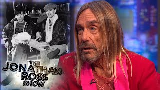 Iggy Pop Smoked Spider Webs To Get High | The Jonathan Ross Show