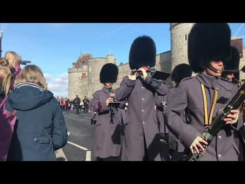 Changing The guard Windsor 2 March 2019