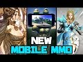 "TOP TEN ""NEW MOBILE MMO"" !!! ANDROID & IOS"