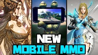 """TOP TEN """"NEW MOBILE MMO"""" !!! ANDROID & IOS"""