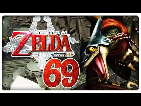 THE LEGEND OF ZELDA TWILIGHT PRINCESS HD Part 69: Aeralfos greift an!