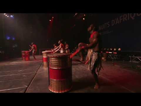 Show Afrique en cirque 2016 Kalabanté
