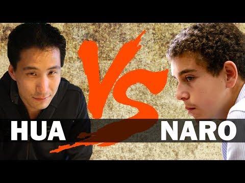 GM Daniel Naroditsky vs FM Lefong Hua BULLET MATCH