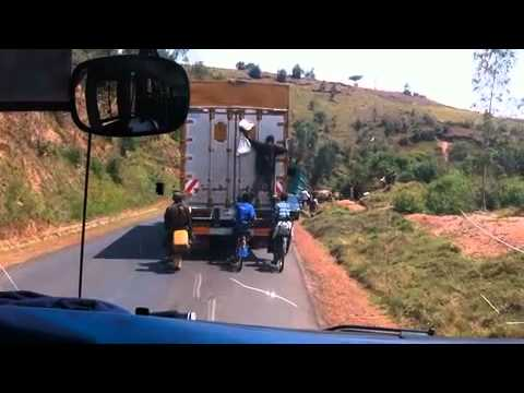 CRAZY ROAD BURUNDI TRAVEL