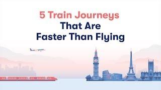 Train vs Flight: Travel Tips to Get You To Your Destination Quicker screenshot 3