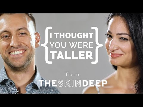 You're Different Than My Exes | {THE AND} Blind Date Nesrine & Jimmy