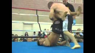 Muay Thai Vs. Jiu Jitsu ( MMA Event Sponsored by Champkom Champion Hair Care) Part 1 of 3