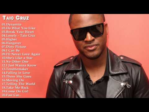 Taio Cruz's Greatest Hits -- Best Song Of Taio Cruz -DVD