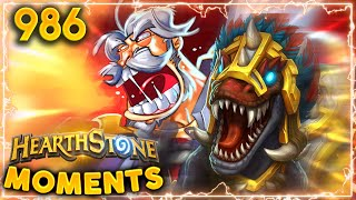 LEEROY FOUND A NEW BEST FRIEND | Hearthstone Daily Moments Ep.986