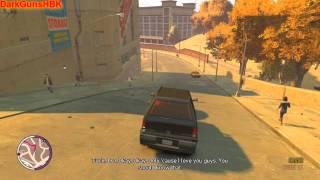 GTA IV: The Ballad of Gay Tony - PC - Mission 05 - Corner Kids
