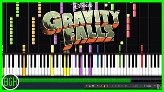 IMPOSSIBLE REMIX - Gravity Falls Theme