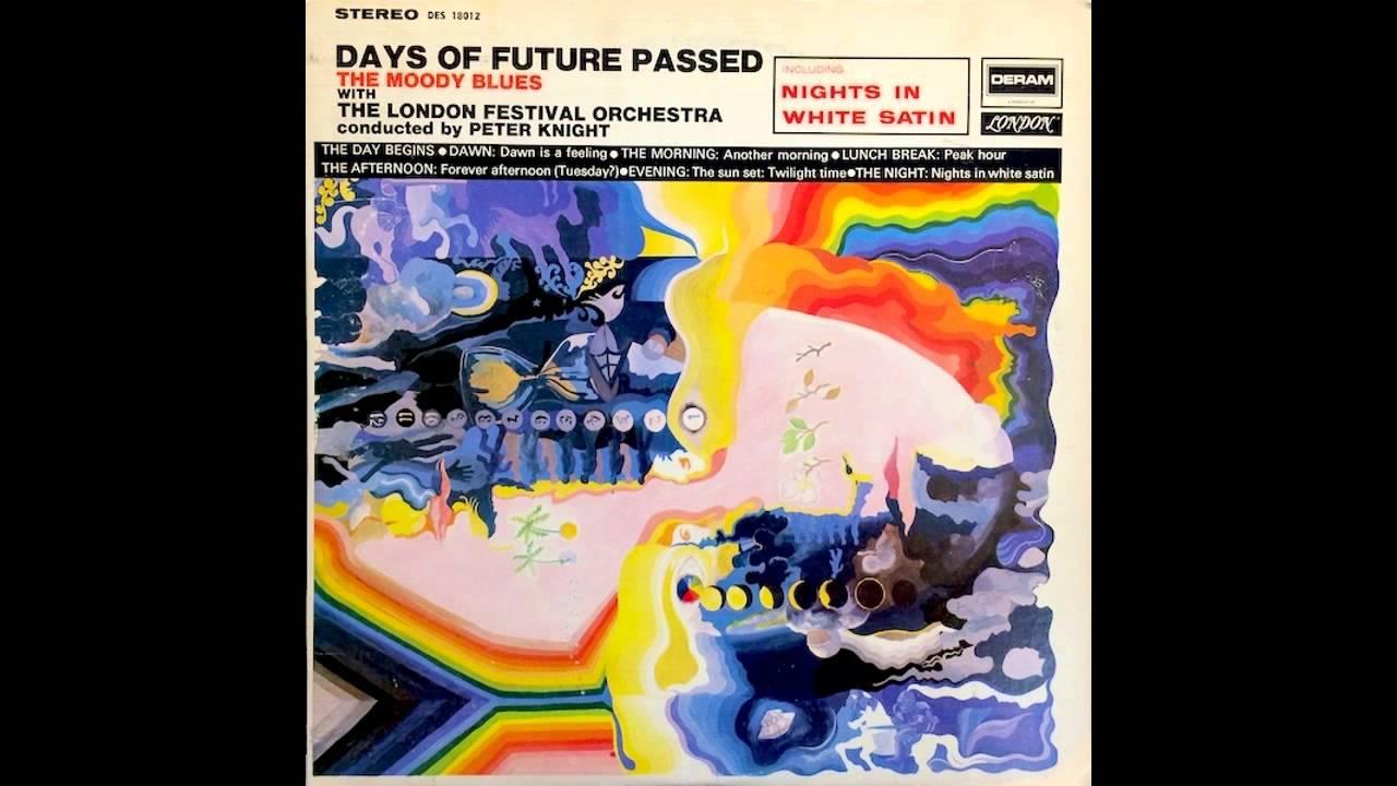 Moody Blues - Days Of Future Passed - LUNCH BREAK: Peak Hour (1967 mix)