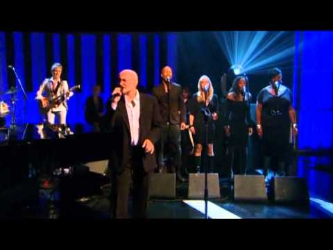 Phil Collins - Blame It On The Sun (Jools Holland 15-09-10)