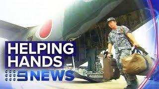 Japan sends responders to Australia's bushfire disaster   Nine News Australia