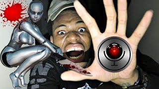 SIRI CAME TO MY HOUSE AND TRIED TO KILL ME!!!! OMG DO NOT TALK TO SIRI *THIS IS WHY* Video