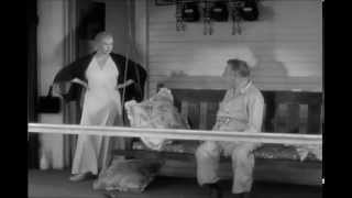 WC FIELDS - PORCH / VERANDA SCENE - IT'S A GIFT 1934
