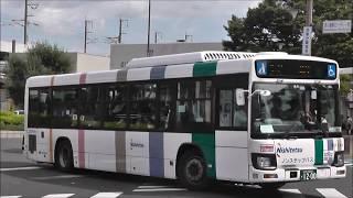 小倉工場まつり 2018 シャトルバス 西鉄バス