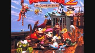 Donkey Kong Country 2 - Bramble Blast スーパードンキーコング2 とげとげタルめいろ 高橋祐也 検索動画 25