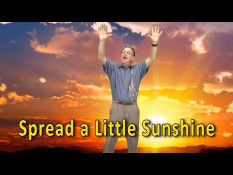 Good Morning Song | Spread a Little Sunshine | Jack Hartmann