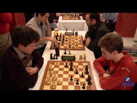 Dautov vs. Anton - Gibraltar Team Blitz