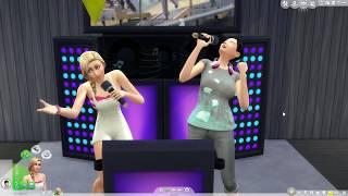 Клип Sims 4/ МЕЖДУ НАМИ ЛЮБОВЬ / Серебро/