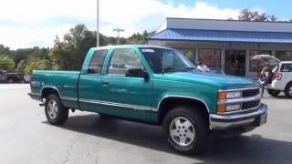 1995 Chevrolet C/K 1500 Series P0325 - Beckley WV