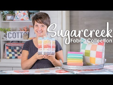 Sugarcreek Fabric Collection By Corey Yoder Of Coriander Quilts | Fat Quarter Shop
