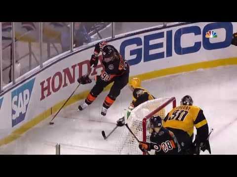 Philadelphia Flyers vs Pittsburgh Penguins - February 25, 2017 | Game Highlights | NHL 2016/17