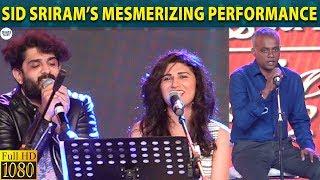 Sid Sriram and Shashaa Tirupati's Live Singing Performance | ENPT Songs | GVM | LittleTalks