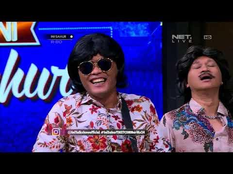 Band Plus Minus  Yang Jago Nyanyi Ala Beberapa Negara - Ini Sahur 9 Juni 2018 (1/7)