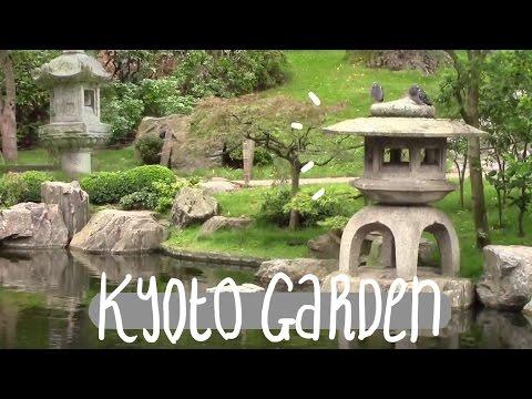 Exploring London: Holland Park, Kyoto Garden and Summer Roof Garden!