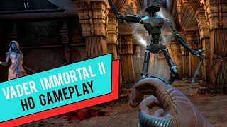 STAR WARS VADER IMMORTAL Ep 2 [Oculus Quest] HD Gameplay Full Walkthrough - No Commentary