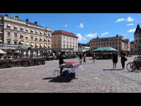My trip to Linköping Sweden