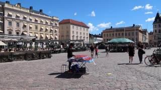 My trip to Linköping Sweden