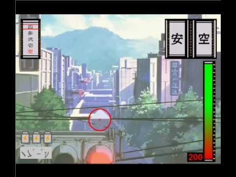 FLASHゲーム「決戦、第3新東京市...