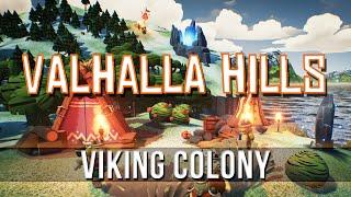 Valhalla Hills - Viking Colony