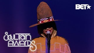 Download ERYKAH BADU PERFORMS A MEDLEY THAT TOUCHES OUR SOULS | Soul Train Awards 2018 Mp3 and Videos