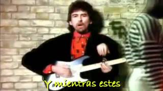 "George Harrison - ""When We Was Fab"" subtitulada"