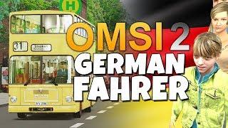 Omsi 2 - Bus Simulator - German Fahrer