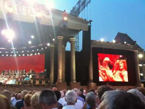 Andre Rieu @Vrijthof Maastricht 10-07-2010 - Hup Holland Hup